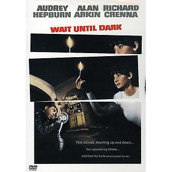 Attendez jusqu'à ce que Dark [DVD] import USA