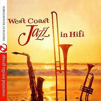 Bill Holman & Group - West Coast Jazz in Hi-Fi [CD] USA import