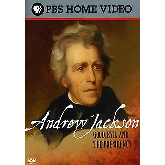 Andrew Jackson-Good Evil & the Presidency [DVD] USA import
