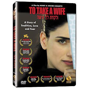 At tage en kone [DVD] USA import