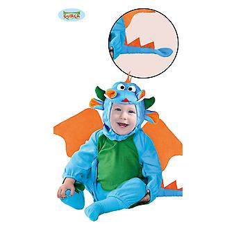 Dragon costume Dragon costume infant 6-12 months size 72/80