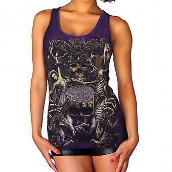 Wild Star - LABYRINTH - Womens Vest Top