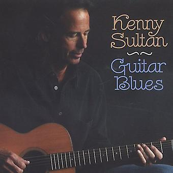 Kenny Sultan - Guitar Blues [CD] USA import