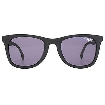 Carrera 134 Wayfarer Style Sunglasses In Matte Black