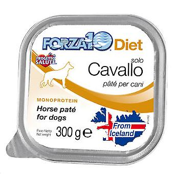 Forza10 Alimento dietetico completo para perros Diet Caballo (Dogs , Dog Food , Wet Food)