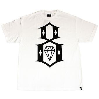 Rebel8 Standard Issue Logo T-shirt White