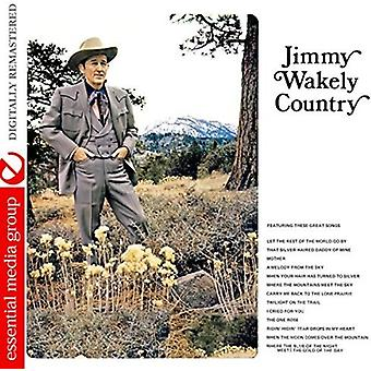 Jimmy Wakely - Jimmy Wakely land 2 [CD] USA import