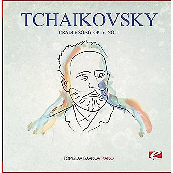 Tchaikovsky - Cradle Song Op. 16 No. 1 [CD] USA import