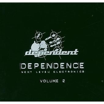 Forskellige kunstner - afhængighed 2 [CD] USA importerer