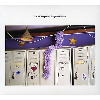 Chuck Prophet - Soap & Water [CD] USA import