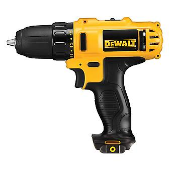 DEWALT Dcd710N 10.8V draadloze Subcompact boor/Driver (Body Only)