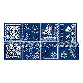 Tattered Lace Decorative Floral Pop Up Die