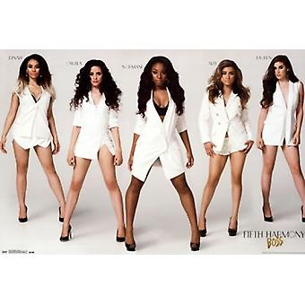 Fifth Harmony - Stance Poster Print