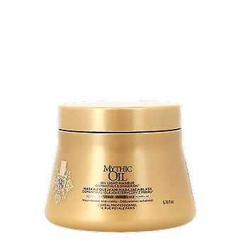L'Oreal Mythic Oil Masque for Normal to Fine Hair 200ml
