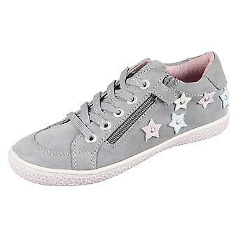 Lurchi Tonja Grey Suede 331527125   kids shoes