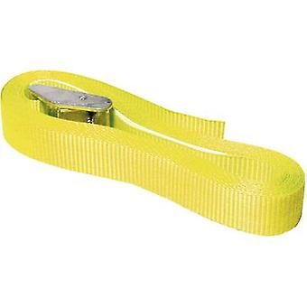 Buckle strap Low lashing capacity (single/direct)=35 daN (L x W) 4.5 m x 25 mm