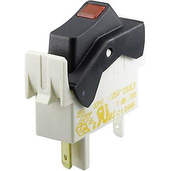 Toggle switch 250 V AC 10 A 1 x Off/On Marquardt 0