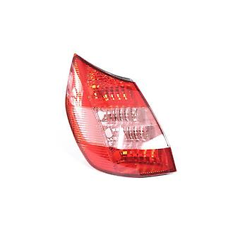Renault Scenic 2005-2005 LH Rear Lamp With Pink Indicator