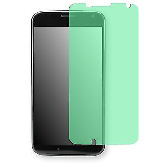 Motorola XT1055 screen protector - Golebo view protector protector (deliberately smaller than the display, as this is arched)