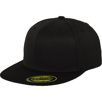 Flexfit by Yupoong Mens Premium 210 Premium Wool Fitted Baseball Cap