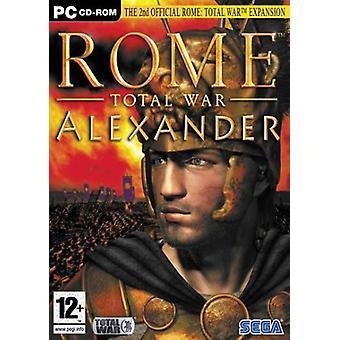 Rome Total War - Alexander Expansion Pack (PC)