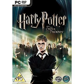 Harry Potter och fenixordern (PC DVD)