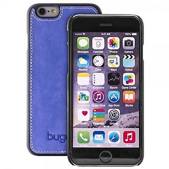 Bugatti ClipOnCover cover leather iPhone case Modena 6s 6 Sapphire