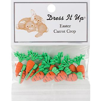 Dress It Up Holiday Embellishments-Carrot Crop