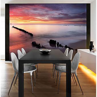 Wallpaper - Sunrise over the Baltic Sea