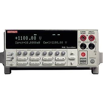 Keithley 2410 Bench PSU (Voltages regelbaar) 0 - 1000 V 0 - 1 per 20 W nr. van uitgangen 1 x
