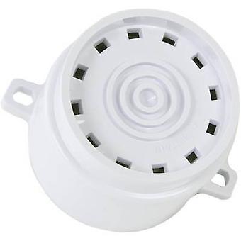 Sounder ComPro Askari Flange Multi-tone signal 12 Vdc, 24 Vdc 101 dB