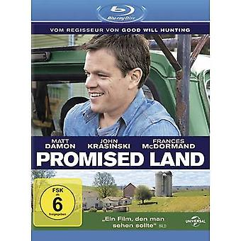 blu-ray Promised Land FSC: 6