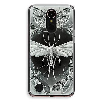 LG K10 (2018) Transparent Case (Soft) - Haeckel Tineida