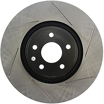 StopTech 126.65146SL Sport Slotted Brake Rotor (Front Left), 1 Pack