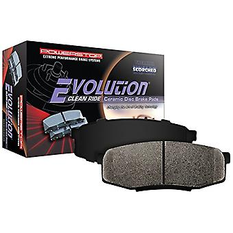 Power Stop (16-1618) Z16 Evolution Clean Ride Brake Pads, Front