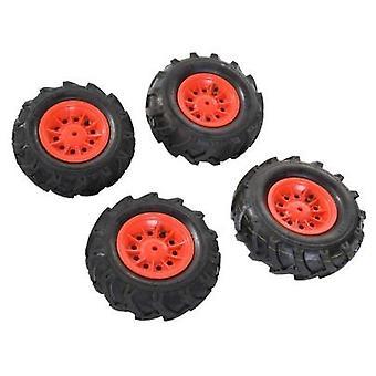 Rolly Toys 409587 Set van 4 Luchtbanden voor RollyFarmtrac Premium Tractoren