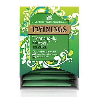 Twinings Thoroughly Minted Pyramid Tea Bags