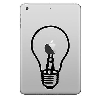 CAPPELLO Principe Stylish Chic decal adesivo iPad ecc coppia in lampadina