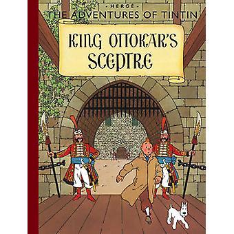 Sceptre d'Ottokar de Hergé - livre 9781405208079