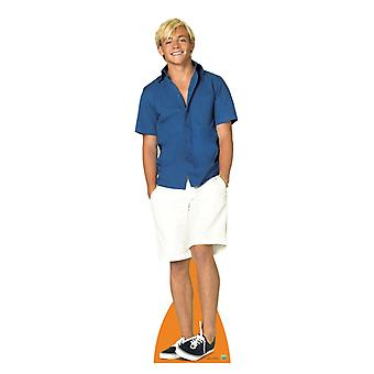 Brady (Ross Lynch) Teen Beach Movie Lifesize Pappausschnitt / Standee