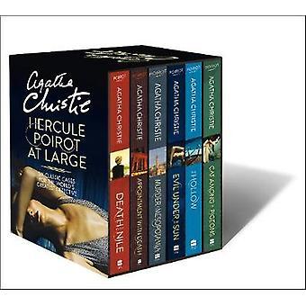 Hercule Poirot em geral - seis casos clássicos de D maior do mundo