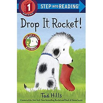 Drop It, Rocket! (Step Into Reading: A Step 1 Book)