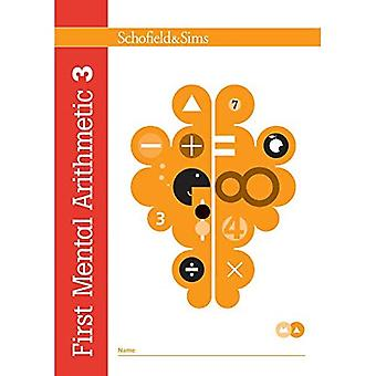 First Mental Arithmetic Book 3 (of 6): Key Stage 1, Years 1 & 2 (Answer Book also available)