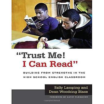 Lita på mig! Jag kan läsa