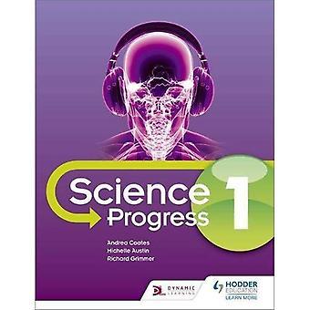 KS3 Nauki postępu Student Book 1