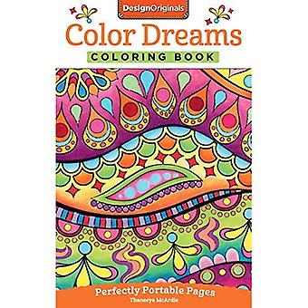 Color Dreams Coloring Book: Perfectly Portable Pages (On the Go)