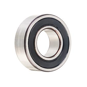 Nsk 2207K-2Rstn Double Row Self Aligning Ball Bearing
