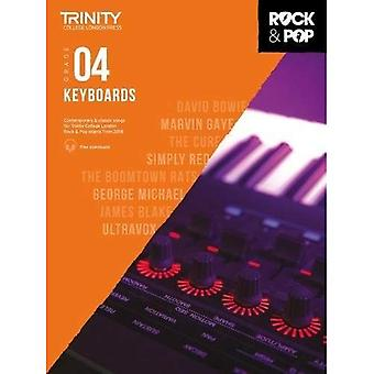 Trinity Rock & Pop 2018 Keyboards Grade 4 - Trinity Rock & Pop 2018 (Sheet music)