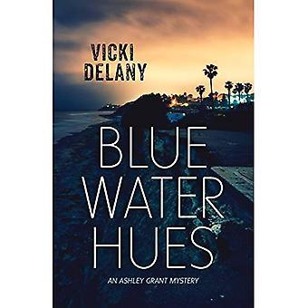 Tinten van blauw Water