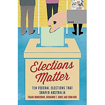 Elections Matter: Ten Federal Elections That Shaped Australia